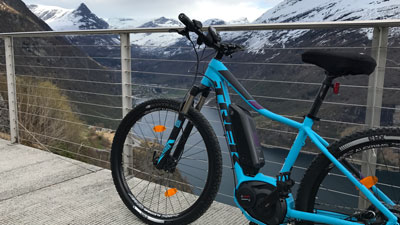 E BIKE VERLEIH