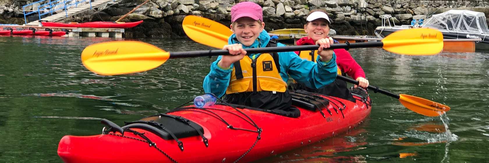What to bring kayaking
