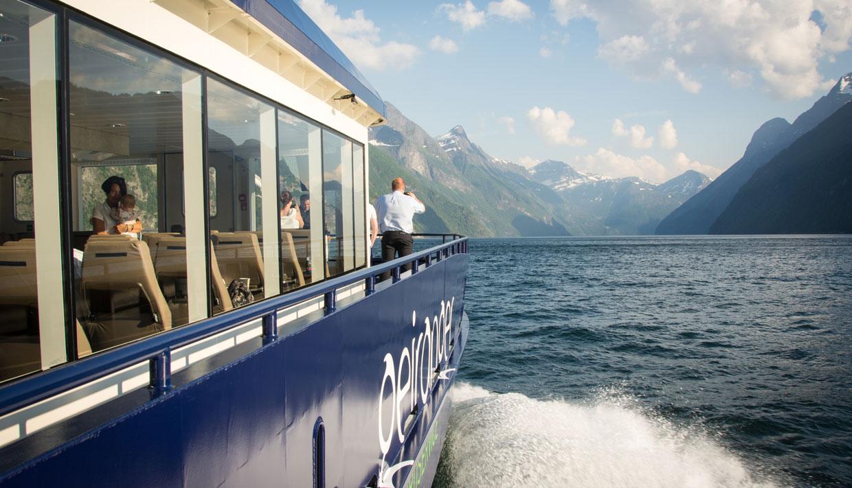 Fjord Cruise Alesund Geiranger