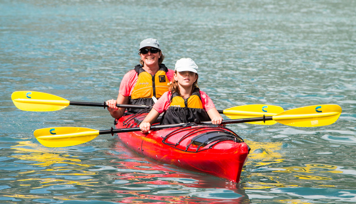 Basic Tips for kayaking