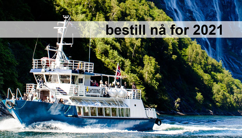 Fjordsightseeing
