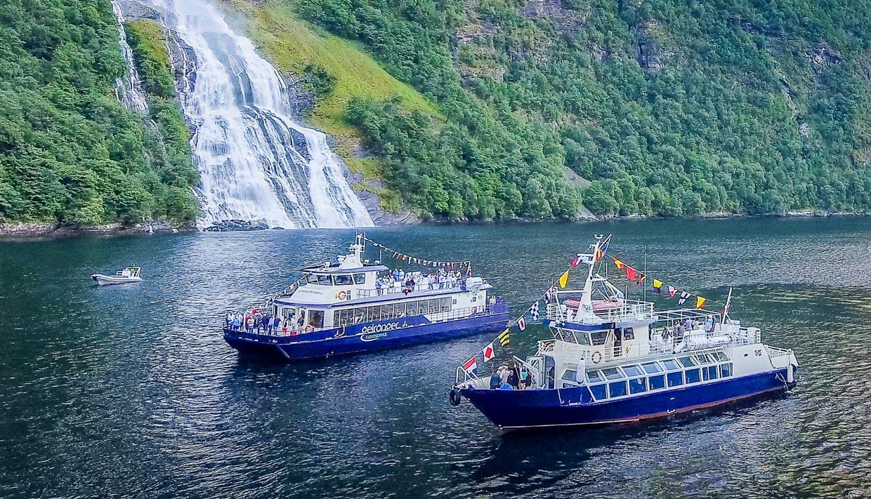 Tour en barco / Eventos