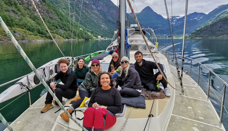 Jolly Good Times Sailing