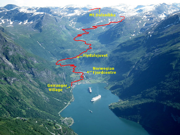Norway Motorcycle Routes